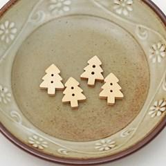 삼각트리 나무단추(8개)[1195]