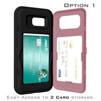 SKINU 유레카 카드수납 케이스 - 갤럭시 A7(2017)