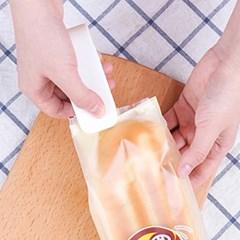 휴대용 다용도 간편 비닐 접착기 과자 밀봉 실링기_(686319)