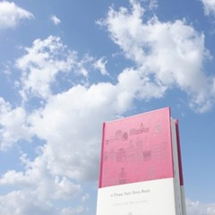 [3년일기장] A Three-year Story Book - PINK EDITION