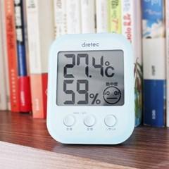 드레텍 온습도계 파스텔모델 O-292