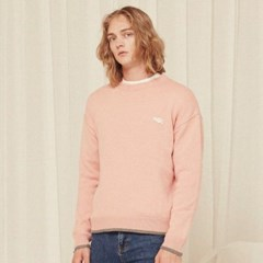 EDGE LINE POINT SWEATER_KN007