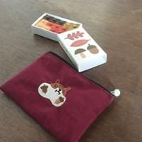 acorn pouch
