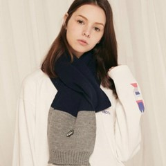 Color Block Muffler_ML040