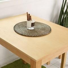 모쿠 4인 원목 식탁
