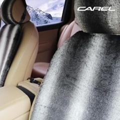 CAREL 라인 패턴 시트 / 패턴 시트 / 겨울 자동차 시트