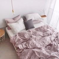 에스타도 천연염색 호텔베딩(60수) - 바이올렛 (싱글/슈퍼싱글)