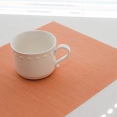 모던 컬러 테이블 매트