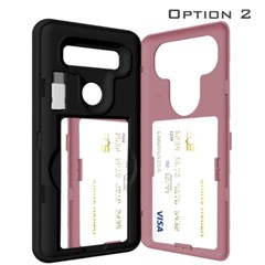 SKINU 유레카 카드수납 케이스 - V30 (C-type USB젠더포함)