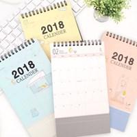 2018 도치 탁상달력