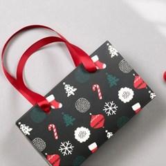 해피크리스마스 박스백S(3개)