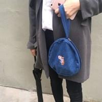 cotton candy tambourine bag