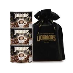 도르만스 케냐AA 인스턴트 커피 캔트리플 세트 /도르만스코리아