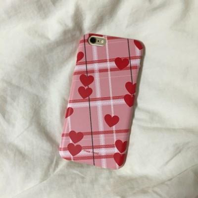heart check! (하트체크) 아이폰케이스