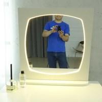 New Arrival 블랙스완 디자인 조명거울 DL6060-02