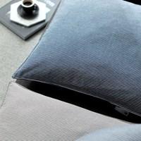 진스트라이프 방석-솜포함 (2color)