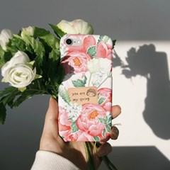 이츠케이스 꽃다발을 너에게 전기종케이스