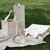 canvas stitch bag