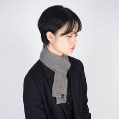 bbde wool 60% mini muffler