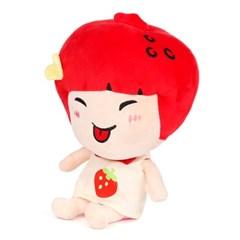딸기 봉제인형-생딸기(30cm)