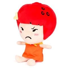 딸기 봉제인형-스카프(30cm)