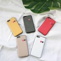 더블하트 카드케이스 (아이폰, 갤럭시, G6)