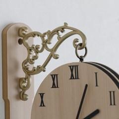 라이트윈 양면시계