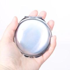 자수용 컴팩트 양면거울[1222]
