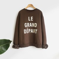 French Sweater-Shirt