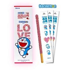 도라에몽 딸기 초코스틱
