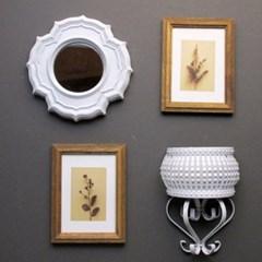 인테리어 소품 월아트 갤러리 식물 테라스 거울 액자