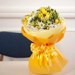 FN2431 봄의소리(꽃다발)+케익