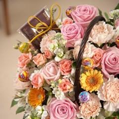 FN1715 달콤한사랑(꽃+초콜렛)