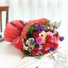 FN2419 꽃다발(꽃을든당신)
