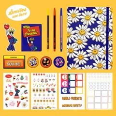 [위글위글] Diary Set (3종)