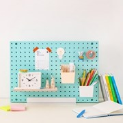 [ONLY 10X10] PEGBOARD_LUCKY BOX