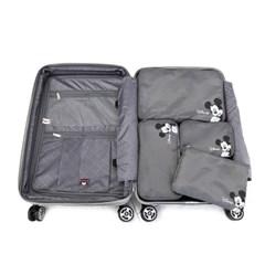 [디즈니] 미키마우스 여행정리수납팩 백인백 3종세트