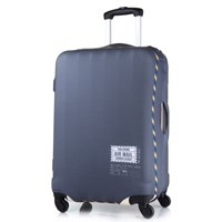 [Travel Mate] 에어메일 파우치 캐리어커버(ACC-600) - 다크그레이