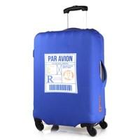 [Travel Mate] 에어메일 파우치 캐리어커버(ACC-600) - 블루