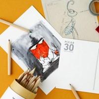 [PIXAR] 30주년 기념 엽서 (22 options)