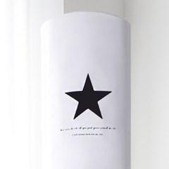 스타 원형 스탠드 에어컨커버