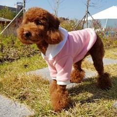 쭈리후드티(핑크)