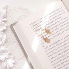 [우아한 공방] 가을빛으로 물든 잎