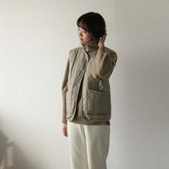 quilting reversible vest