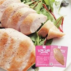 감동닭 염분무첨가 촉촉 닭가슴살 1kg(100gx10팩)
