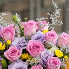 FN3409 기쁨가득꽃과일바구니
