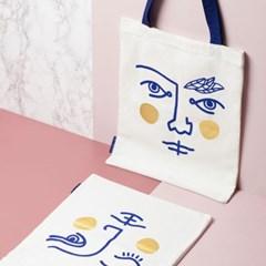 [Octaevo] Tote bag - Janus (야누스 에코백)