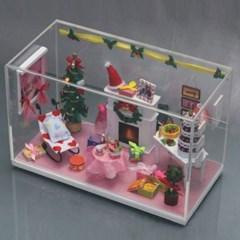 [adico] DIY 미니이처 하우스 - 스위트 크리스마스_(749602)