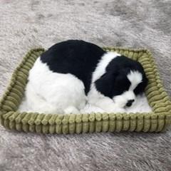 홈데코 잠자는 강아지 제습 탈취 인테리어 장식소품