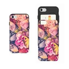 NBH-0128 화려한 꽃잎들 슬라이더케이스
